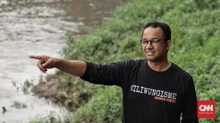 Anies Akan Audit Bangunan di Lokasi Longsor Pasar Rebo