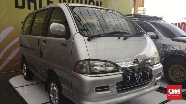 5 Mobil Bekas Rp50 Jutaan untuk Mudik