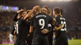 Real Madrid Kalahkan Celta Vigo 4-2 di Liga Spanyol