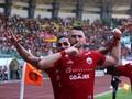 Persija Jakarta Unggul 1-0 atas Mitra Kukar di Babak Pertama