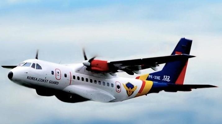 Pemesanan pesawat CN235 makin diminati banyak negara.