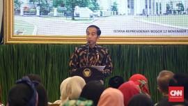 Jokowi Minta Stabilitas Keamanan Tahun Politik Dijaga