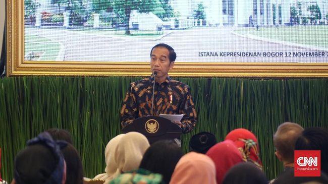 Jokowi Respons Kecemasan Prabowo soal Korupsi Stadium 4