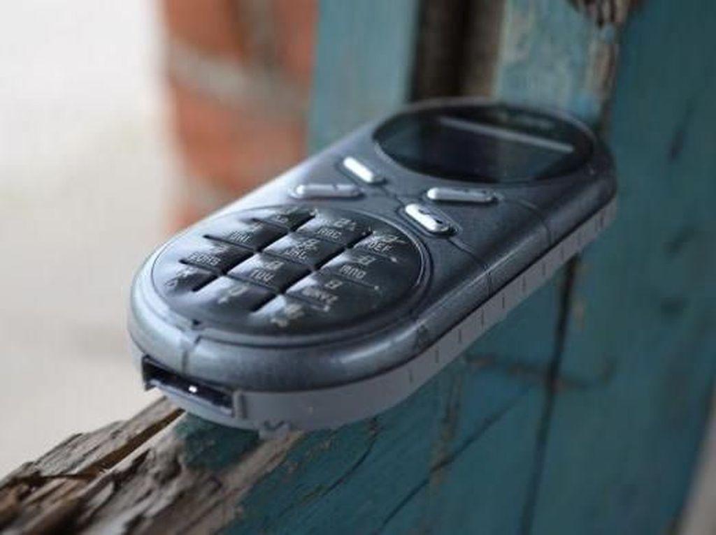 Ini Ponsel Aneh yang Membawa Siemens Pada Kehancuran