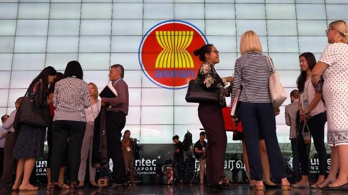 ASEAN Akui Belanja Online Lintas Negara, Ini Detilnya