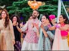 5 Pernikahan Fantastis a La Crazy Rich di 2018