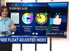 Dampak Aturan Bobot Berdasarkan Free Float