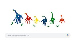Google Rayakan Hari Ayah dalam Doodle