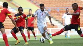 Timnas Indonesia Tak Boleh Remehkan Lini Serang Timor Leste