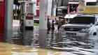 Banjir di Kabupaten Bandung Meluas