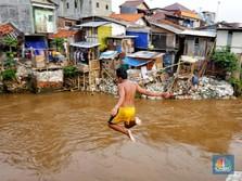 Ini Biang Kerok Banjir DKI & Progres Normalisasi Ciliwung!