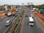 Liburan Natal, 93 Ribu Kendaraan Telah Tinggalkan Jakarta