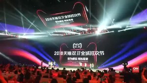 VIDEO: Pecahkan Rekor Single Day, Penjualan Alibaba Melambat