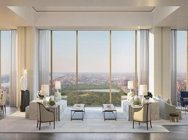 Pernah Lihat Isi Apartemen Termahal di New York Rp 840 M?