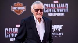 Kenangan Manis Stan Lee di Benak Aktor 'Black Panther'