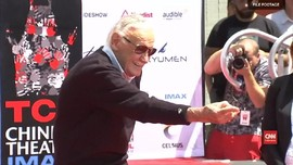 VIDEO: Bapak Semesta Marvel, Stan Lee Meninggal Dunia