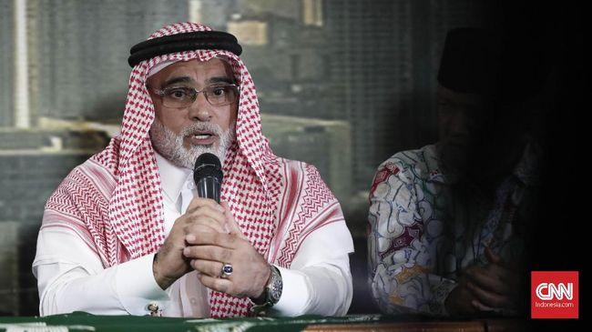 DPR Minta Tangguhkan Tudingan Terkait Cuitan Dubes Arab Saudi