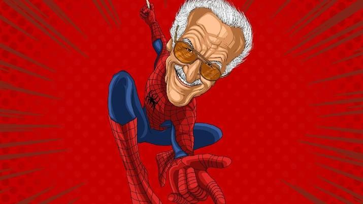 Joan Lee, putri dari Stan Lee, buka suara soal polemik karakter Spider-Man. Kali ini, ia membela Sony.