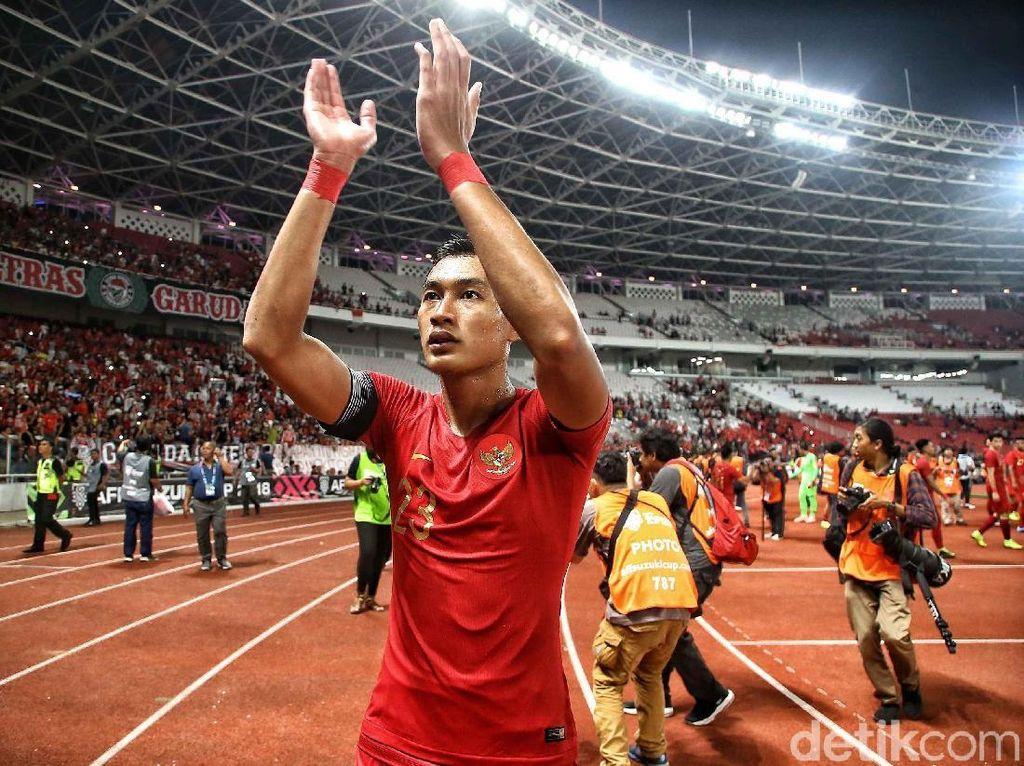 Sudah bermain dua kali, Indonesia sama-sama mengantongi tiga poin dengan Thailand, yang baru menyelesaikan satu laga.