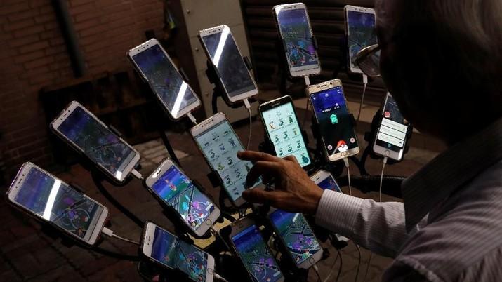iPhone Sudah Tergusur, Huawei Siap Kudeta Posisi Samsung