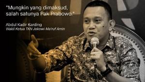 Ribut-ribut Politikus soal 'Politik Genderuwo' Jokowi