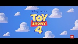 VIDEO: Trailer 'Toy Story 4' Perkenalkan Karakter Baru