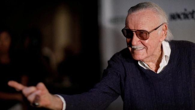 Pemakaman Tertutup Jadi Keinginan Terakhir Stan Lee
