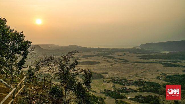 'Meluncur' ke Geopark Ciletuh-Palabuhanratu