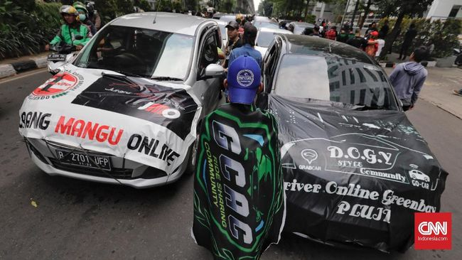 Gojek Tanggapi Rencana Gubernur Bali Setop Taksi 'Online'