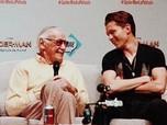 Putri Stan Lee: Perlakuan Disney & Marvel ke Ayah Saya Buruk