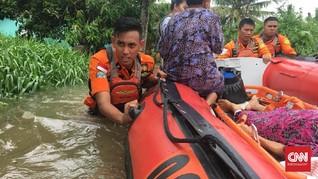Jalur LRT Dituding Jadi Kambing Hitam Banjir Palembang