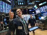 Wall Street Dibuka Naik Jelang Pengumuman Kebijakan The Fed