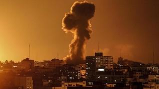 RI Serukan Dunia Lawan Israel demi Proses Damai Palestina