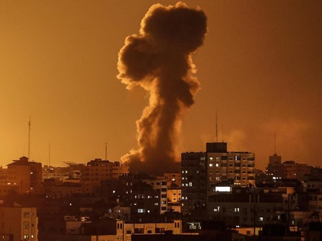 Israel Serang Kantor Berita Palestina