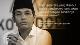 Raja Juli Antoni, Wakil Sekretaris TKN Joko Widodo-Ma'ruf Amin.