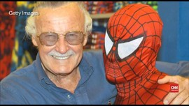 VIDEO: Di Balik Gemilang Stan Lee Ciptakan Karakter Super