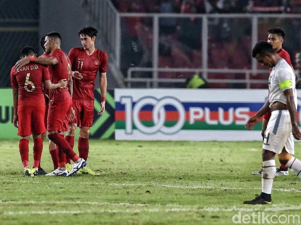 Dengan kemenangan ini, Indonesia ada di posisi kedua klasemen dengan raihan tiga angka, sama dengan Thailand, Filipina, dan Singapura.