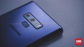 Bocoran Tampilan Samsung Galaxy Note 10