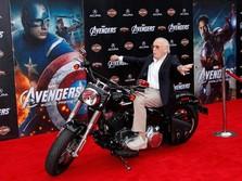 Stan Lee, Si Tangan Emas Pencipta Superhero Marvel Sejak 1960