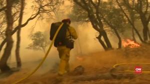VIDEO: California Dilalap Kebakaran Terparah dalam Sejarah
