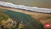 Selain Curug Cimarinjung, Pantai Palangpang adalah lokasi ikonik Geopark Ciletuh-Palabuhanratu.