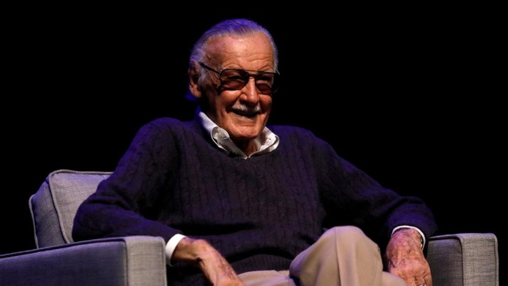 Legenda Marvel Comics Stan Lee Meninggal Dunia