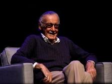 Legenda Marvel Comics Stan Lee Meninggal Dunia
