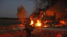 Israel Tembakkan Rudal ke Gaza, 6 Orang Tewas