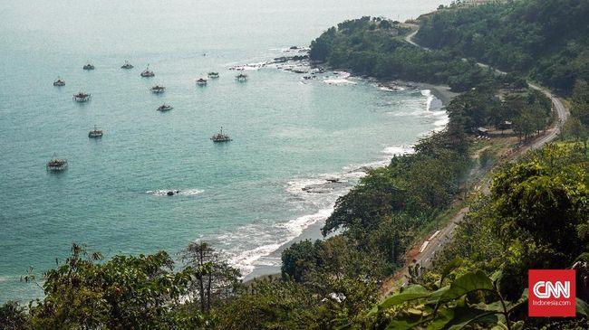 Siap-siap Ikut Lomba Lari di Empat Geopark Indonesia