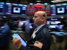 Saham Teknologi Rebound, Wall Street Melesat Naik