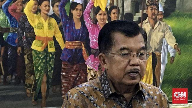 Wapres JK: Indonesia Belum Sepenuhnya Revolusi Industri 4.0