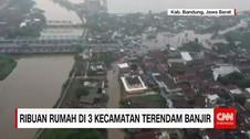 Banjir Rendam Ribuan Permukiman Warga di 3 Kecamatan