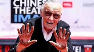 Stan Lee Disebut Bakal 'Muncul' di 'Avengers: Endgame'