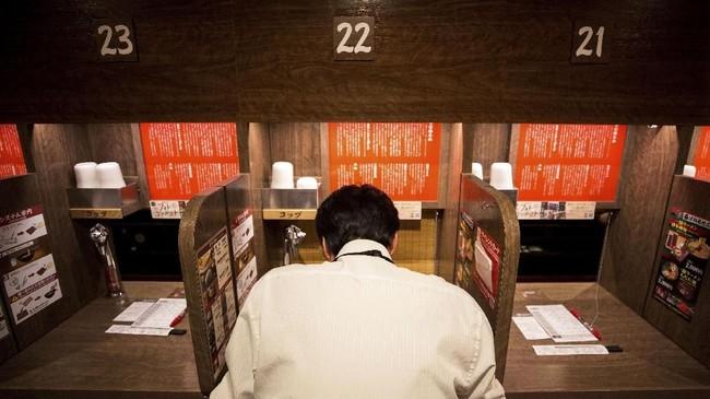 FOTO: Pemandangan Kesendirian di Jepang